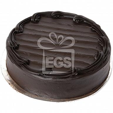 2Lbs Chocolate Fudge Cake - Masoom Bakers