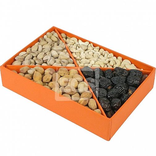 1KG Mix Dry Fruit Box