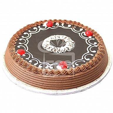 2Lbs Dry Chocolate Cake - Pak Bakers