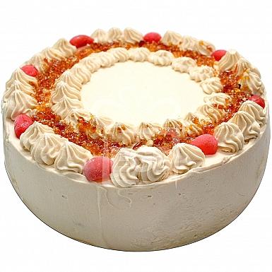 2Lbs Caramel Crumble Cake - Armeen Karachi