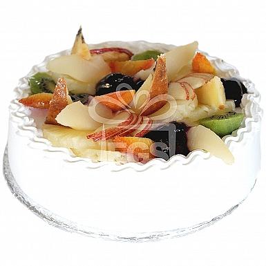 2Lbs Fruit Gateau Cake - Ramada Hotel