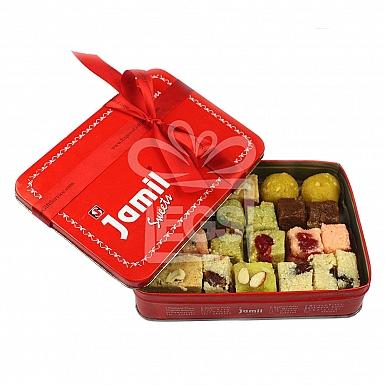 2KG Mix Mithai Box - Jamil Sweets