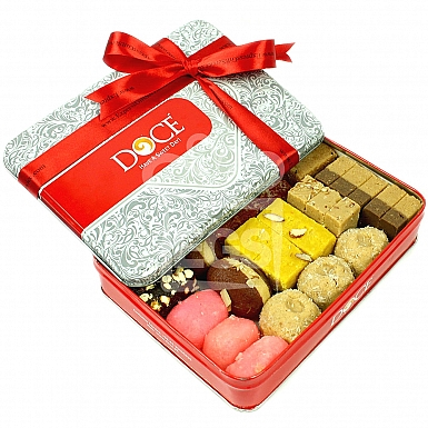 2KG Mix Mithai - Doce Sweets