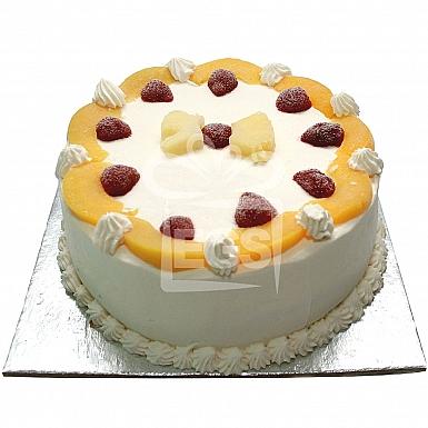 2Lbs Vanilla Pineapple Cake - Armeen Karachi