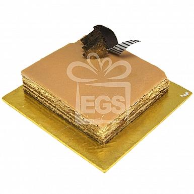 2Lbs Cappuccino Cake - Serena Hotel