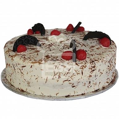 2Lbs Blackforest Cake - Kitchen Cuisine