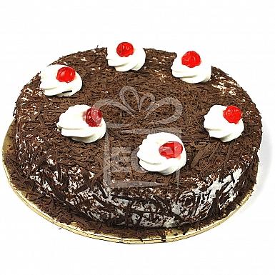 2Lbs Blackforest Cake - Islamabad Hotel