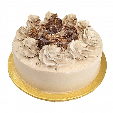 2lbs Chocolate Ferrero Cake from Blue Ribbon Bakers