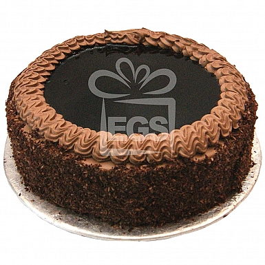 2Lbs Chocolate Fudge Cake - PC Hotel