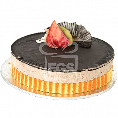 2Lbs Chocolate Mousse Cake - PC Hotel