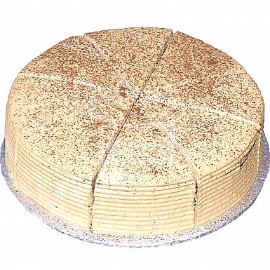 2Lbs Coffee Mocca Cake - Serena Hotel