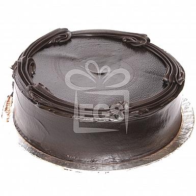 2Lbs Death By Chocolate Cake - Masoom Bakers