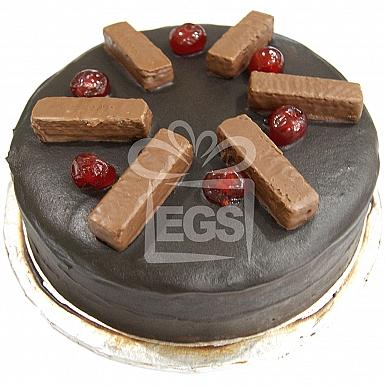 2Lbs Kit Kat Chocolate Cake - Data Bakers