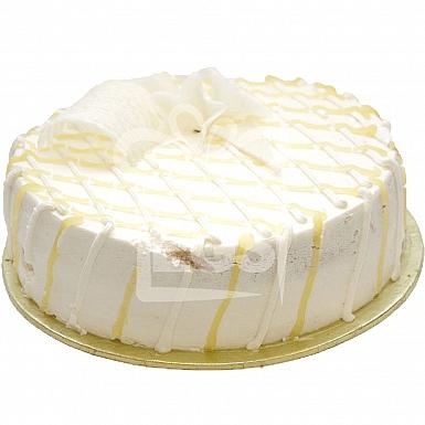 2Lbs Lemon Curd Cake - Kitchen Cuisine