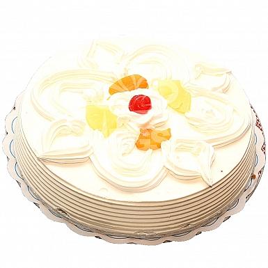2lbs Pineapple Cream Cake - Avari Hotel