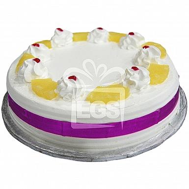 2Lbs Pineapple Cake - Data Bakers