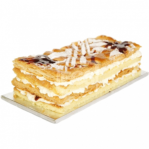 2Lbs Puff Pastry Cake - Kitchen Cuisine