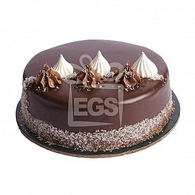 2Lbs Bounty Cake - Hob Nob Bakers