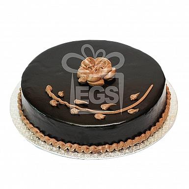 2Lbs Chocolate Fudge Cake - PC Hotel Karachi