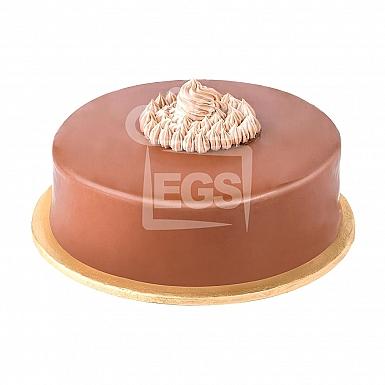 2lbs Nutella Cake - Hob Nob Bakers