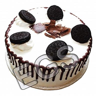 2Lbs Orio Ice Cream Cake - Kitchen Cuisine