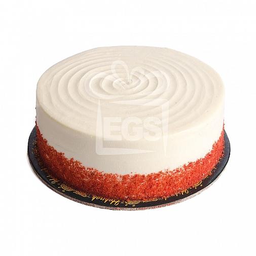 2Lbs Red Velvet Cheese Cake - Hob Nob Bakers