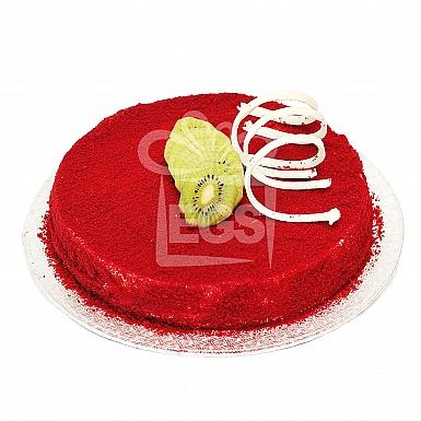 2Lbs Red Velvet Cake - PC Hotel Karachi