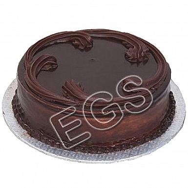 4Lbs Chocolate Cream Cake - Pak Bakers