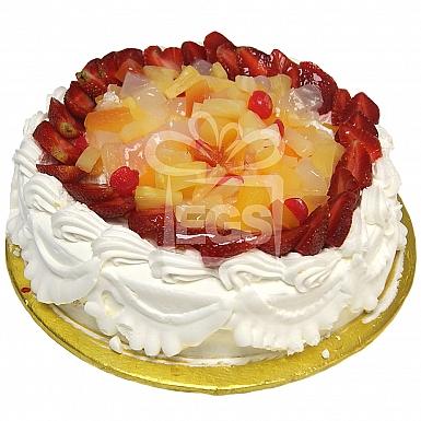 4Lbs Pineapple Cake - Serena Hotel