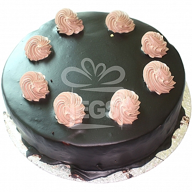 4Lbs Chocolate Cake