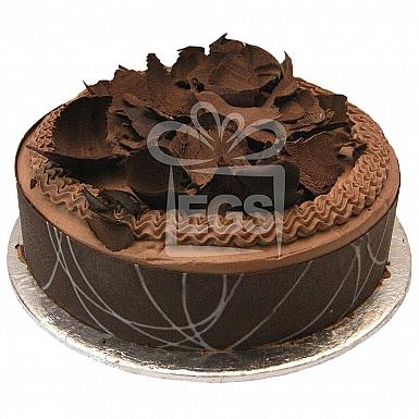 4Lbs Chocolate Chip Cake - PC Hotel