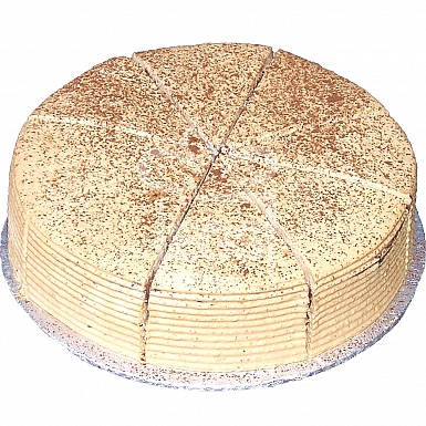 4Lbs Coffee Mocca Cake - Serena Hotel