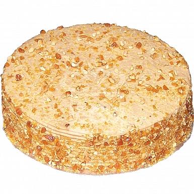 4Lbs Coffee Crunch Cake - Serena Hotel