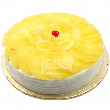 4Lbs Pineapple Cake - Islamabad Hotel
