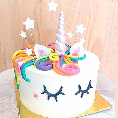 4Lbs Unicorn Cake - Armeen