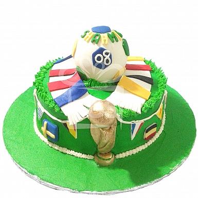 5lbs Fifa Lover Cake - Armeen