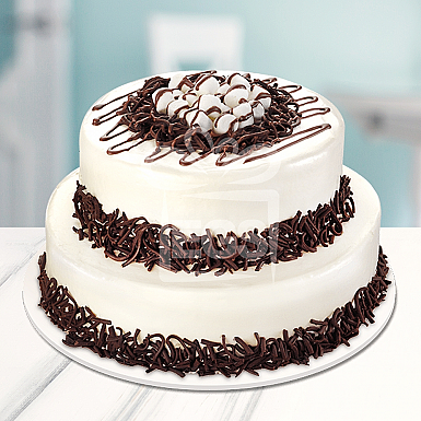 6Lbs Two Tier Special Occasion Cake - PC Hotel