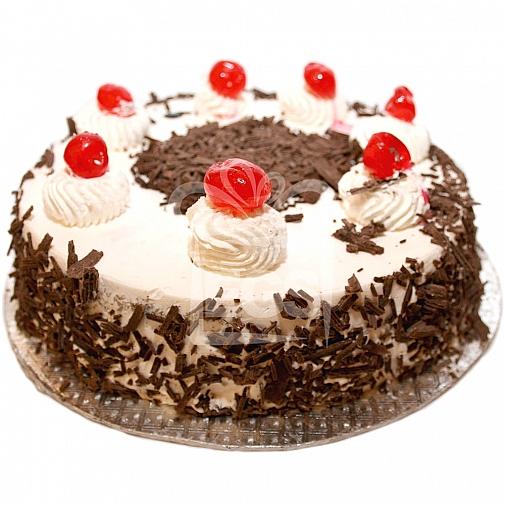 6Lbs Blackforest Cake - Marriott Hotel Karachi