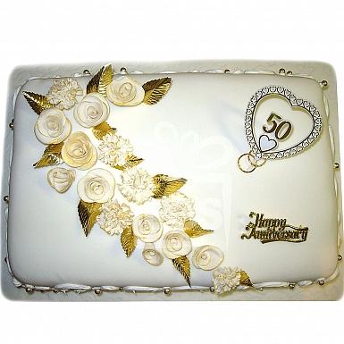 6Lbs Anniversary Themed Cake - Armeen