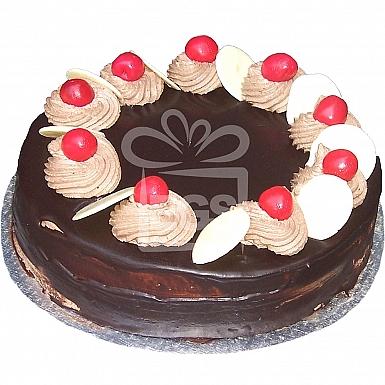 6Lbs Chocolate Cake - Serena Hotel