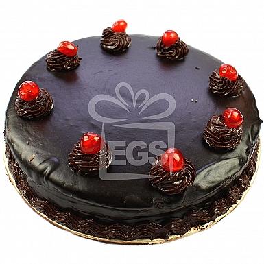6Lbs Chocolate Cake - Islamabad Hotel