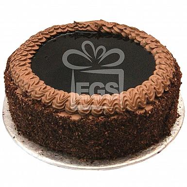 6Lbs Chocolate Fudge Cake - PC Hotel