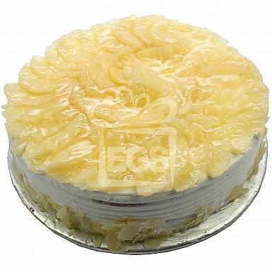 6Lbs Pineapple Cake - Marriott Hotel