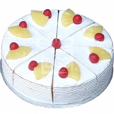 6Lbs Pineapple Cake - Serena Hotel