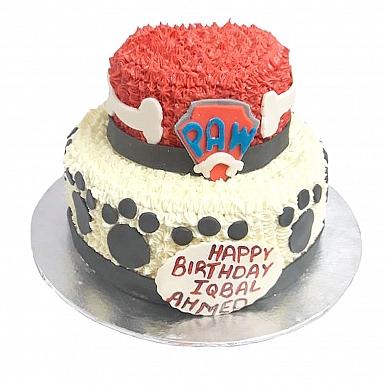 6lbs Paw Patrol Cake - Armeen