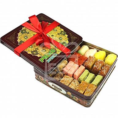 8KG Mix Mithai - Fresco Sweets
