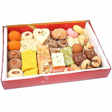 8KG Mix Mithai - S. Abdul Khaliq Sweets