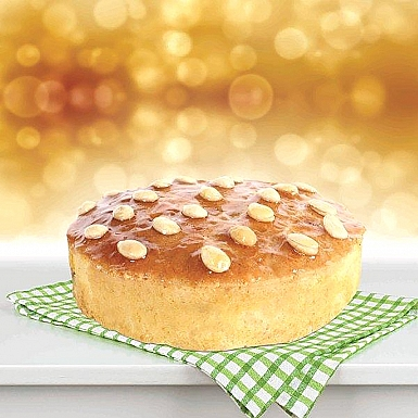 2Lbs Almond Syrup Cake from Bread & Beyond