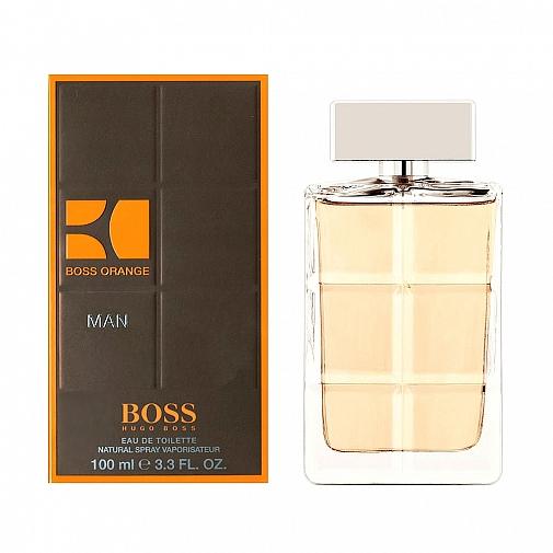Boss Orange Eau de Toilette Spray 100ml - Hugo Boss Men Perfume
