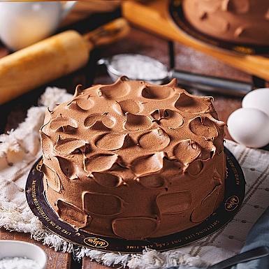 2.5 lbs Belgian Chocolate Cake from Delizia